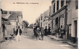 PREFAILLES-LA GRANDE RUE - Préfailles