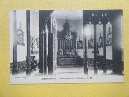 RIBEMONT. L'Eglise. - France