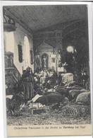 55 VARVINAY . Près De Toul , Intérieur De L 'église Animée , édit : F Conrard Metz , écrite En 1915 , état Extra - France