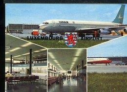 WD274 LUXEMBOURG AIRPORT - Aerodromi