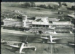 WD275 ZURICH - FLUGHAFEN KLOTEN - Aerodromi