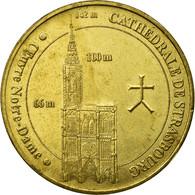 France, Jeton, Jeton Touristique, Strasbourg - Cathédrale N° 2, 2005, MDP - France