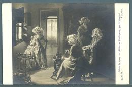CPA - SALON DE 1909 - ATELIER DE RENTRAYEUSES (S. HUGARD) - Peintures & Tableaux