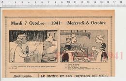 2 Scans Humour Auray Morbihan Sainte-Adresse (76) Somnifère Forgeron Scie De Chirurgien 7 Les Sept âges De La Femme223XS - Non Classés