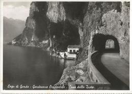 LAGO DI GARDA GARDESANA OCCIDENTALE CASA DELLA TROTA  (161) - Italia