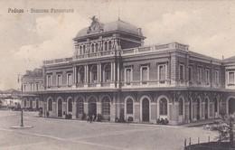 CARTOLINA - POSTCARD - PADOVA - STAZIONE FERROVIARIA - Padova