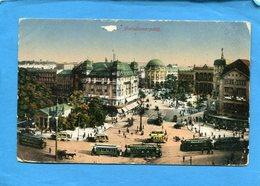 Guerre 14-18- Carte Postale -Posfdamerpfaz- Cachet Camp KONINIGSBRUCK-8 Jui 1918 -a Voyagé Censurée - Guerre De 1914-18