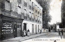 Villecresnes. Place De La Gare. Epicerie - Villecresnes