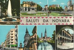 SALUTI DA NOVARA (163) - Souvenir De...