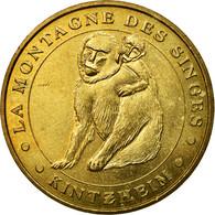 France, Jeton, Jeton Touristique, Kintzheim -  Montagne Des Singes N°3, 2004 - France