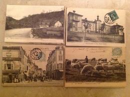 60 Petites Cpa France (pas De Grandes Villes ) - Postcards