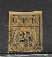 Colonie Guadeloupe N°2  De 1884  Oblitéré - Guadeloupe (1884-1947)