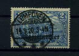 MEMEL 1920 Nr 12 Gestempelt (109440) - Memelgebiet