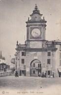 Salò-brescia-lago Di Garda-la Porta-cartolina Non Viaggiata Dentro In Busta-datata 9-11-1917 - Brescia