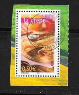 FRANCE 3566 La France à Vivre N° 1 La Crêpe . - France