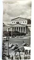 #13  Bolshoi Theatre - MOSCOW, RUSSIA - Postcard 1967 - Russie