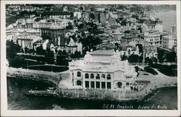 Konstanza Constanţa   Cazinul Si Bulevardul/Hafen - Casino 1938 Privatfoto - Roumanie
