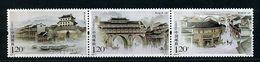 Chine ** N° 4621 à 4623 Se Tenant - Ancinne Ville De Fenghuang - Unused Stamps