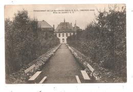 Pensionnat De La Ste.Union Des S.S.C.C. Omeries-Kain-(C.8979) - Quévy