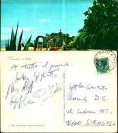 11497a) Cartolina  Messina -il Ginnasio Di Tindari N.8122 - Messina