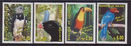 Bolivia - Birds Uccelli Oiseaux 4 V. MNH - Uccelli