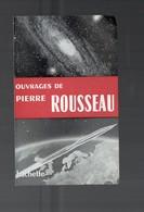 Paris Llbrairie Hachette : Ouvrages De Pierre Rousseau 1958 (PPP10120) - Publicités