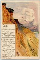 52895282 - Rote Kliff , Sylt - Ohne Zuordnung