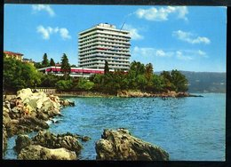 WD284 OPATIJA - HOTEL AMBASADOR - Jugoslavia