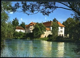WD285 HOTEL GRAD OTOCEC - Jugoslavia