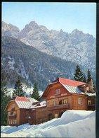 WD286 KRANJSKA GORA - HOTEL ERIKA - Jugoslavia