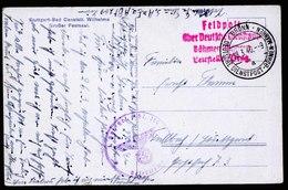 A5786) Böhmen & Mähren Feldpostkarte Brünn 28.03.40 - Bohemia & Moravia