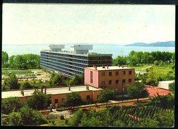 WD288 BALATONFURED - HOTEL ANNABELLA - Ungheria