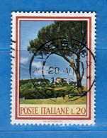 Italia °- 1966 - FLORA.  Unif. 1020.  Vedi Descrizione. - 6. 1946-.. Repubblica