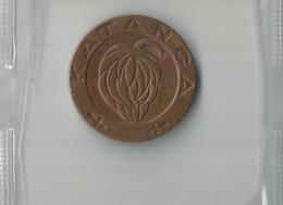Katanga 5 Francs, 1961 - Katanga