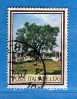 Italia °- 1966 - FLORA.  Unif. 1023.  Vedi Descrizione. - 6. 1946-.. Repubblica