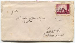 Croatia NDH - Cover, Seal Osijek 1941. - Croatia