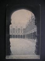 Liege 1ere Cour Du Palais De Justice - Liege