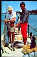WD294 FISHING IN JAMAICA - Jamaïque