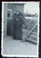 WW II Foto 9 X 6 : Marine Soldat Funker. - Guerre, Militaire