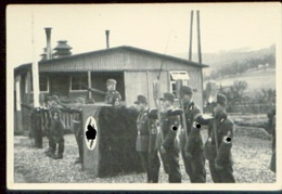 WW II Foto : Reichsarbeitsdienst RAD Kundgebung - Guerre, Militaire