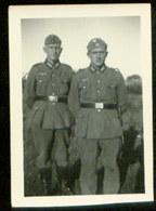 WW II Foto :  Militär Soldaten  , - Guerre, Militaire