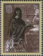René Descartes, Mathematics, Modern Philosophy, Physicist, MNH Grenada - Physics