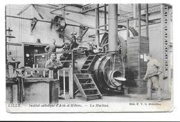59 - LILLE - INSTITUT ART ET METIERS - LA MACHINE - Lille