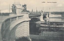CPA - Liège - Pont De Fragnée - Liege