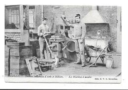 59 - LILLE - INSTITUT ART ET METIERS - LA MACHINE A MOULER - Lille