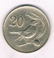 20 CENT 1983 CYPRUS /0456/ - Cyprus