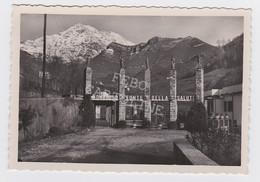 Sant' Omobono Valle Imagna Fonti Bergamo Viaggiata 1952 ^ - Bergamo