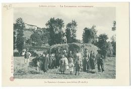FENAISON A LOUMAS  SOUS ARLANC - France