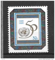 1995 - 667**MNH - 50 Ans ONU - New York – UN Headquarters