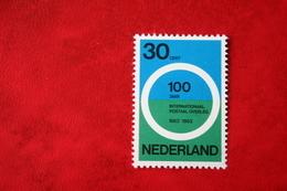Internationaal Postaal Overleg NVPH 791 (Mi 799); 1963 ONGEBRUIKT / MH * NEDERLAND / NIEDERLANDE - 1949-1980 (Juliana)
